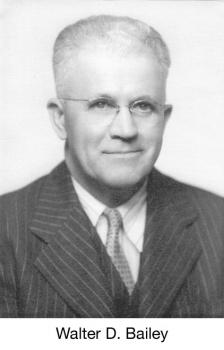 Walter D. Bailey