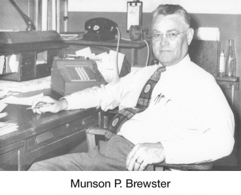 Munson P. Brewster