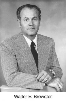 Walter E. Brewster